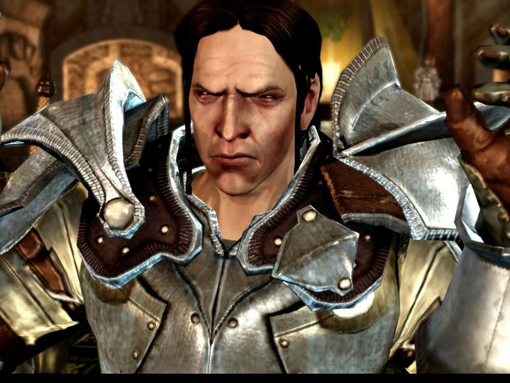 Логейн Dragon Age: Origins