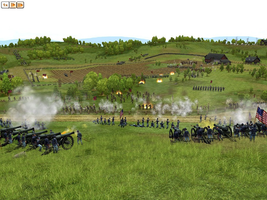 Gettysburg гражданская война решающий