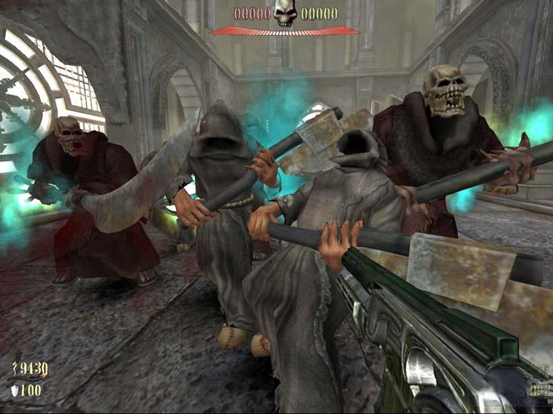 Painkiller 2004 игра скачать торрент - фото 8