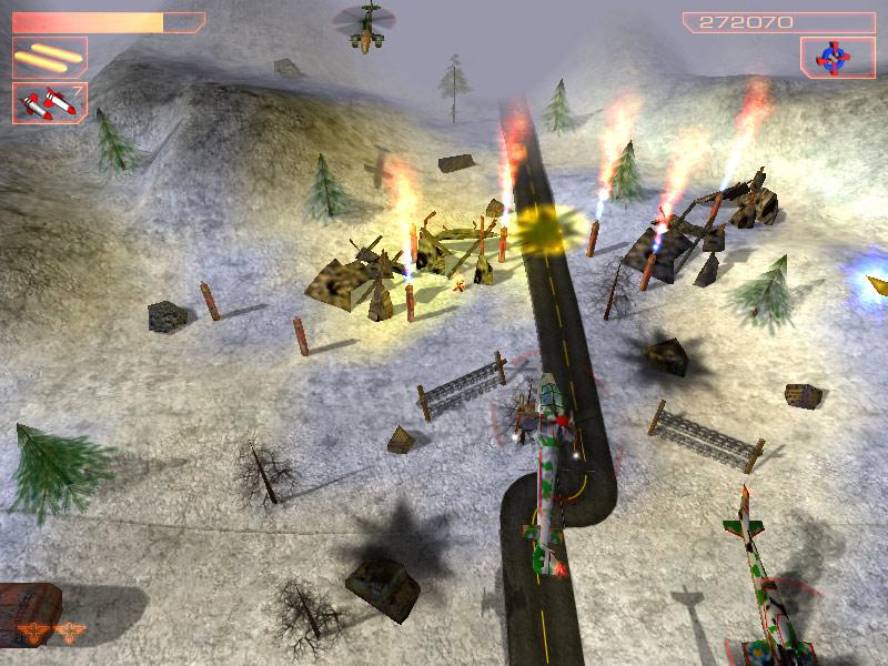 крылатая мясорубка airstrike 3d v.1.70