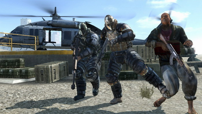 Army of Two (PS3)